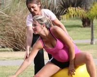 Actividad física y sol durante el embarazo