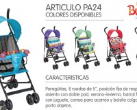 Budada Paragüitas PA24
