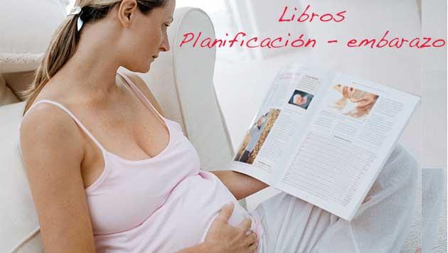 libros planificaciion embarazo
