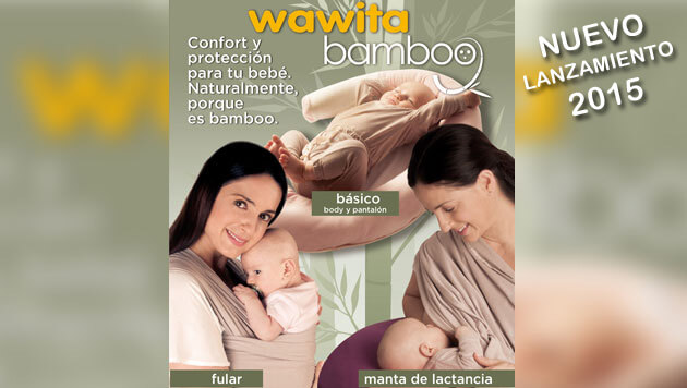 Nuevo Lanzamiento Wawita Bamboo