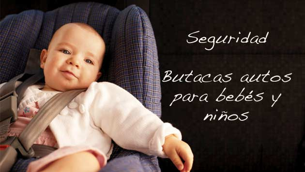 butaca seguridad para el bebe