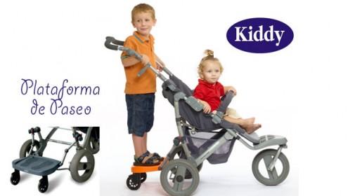 Plataforma de Paseo Kiddy