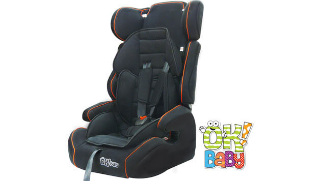 Ok baby accesorios para el beb nuevas butacas embarazadas for Butaca de bebe para auto