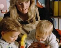 función sostener hijos