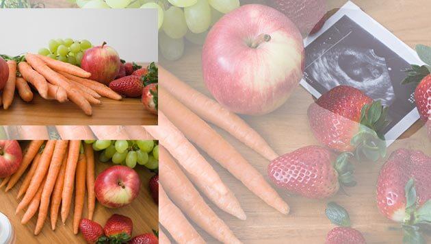 alimentos sanos acido folico