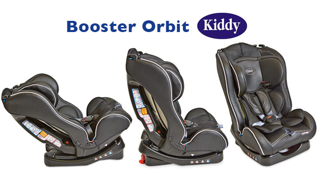 Booster Orbit Kiddy