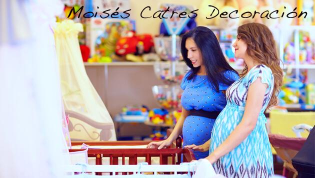 Moisés bebé, Catres, Ajuares