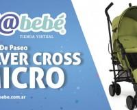 Via Bebe - Cochecito Silver Cross Micro