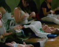 masajes para bebés podés aprender