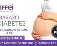 Taller sobre Diabetes Gestacional y Diabetes tipo I y II