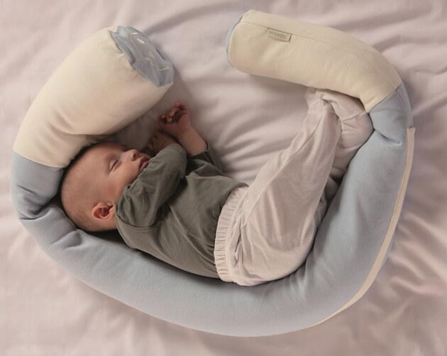 Nido contenedor de wawita bebe