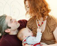 La importancia de amamantar
