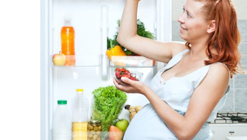 embarazo saludable