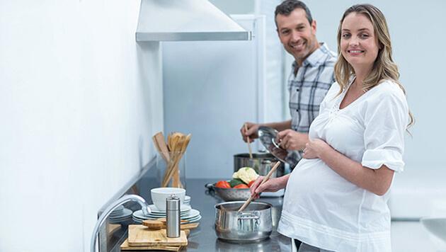 Embarazo en Invierno, alimentate correctamente