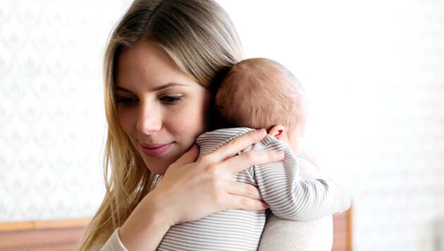Los primeros cuarenta días del bebé