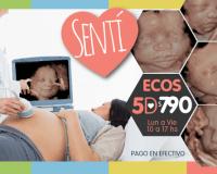 Espacio Maternelle Ecografías 5D