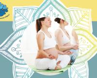 Agua Cadabra yoga para embarazadas