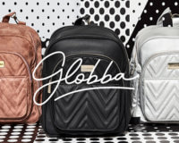 Globba mochilas maternales